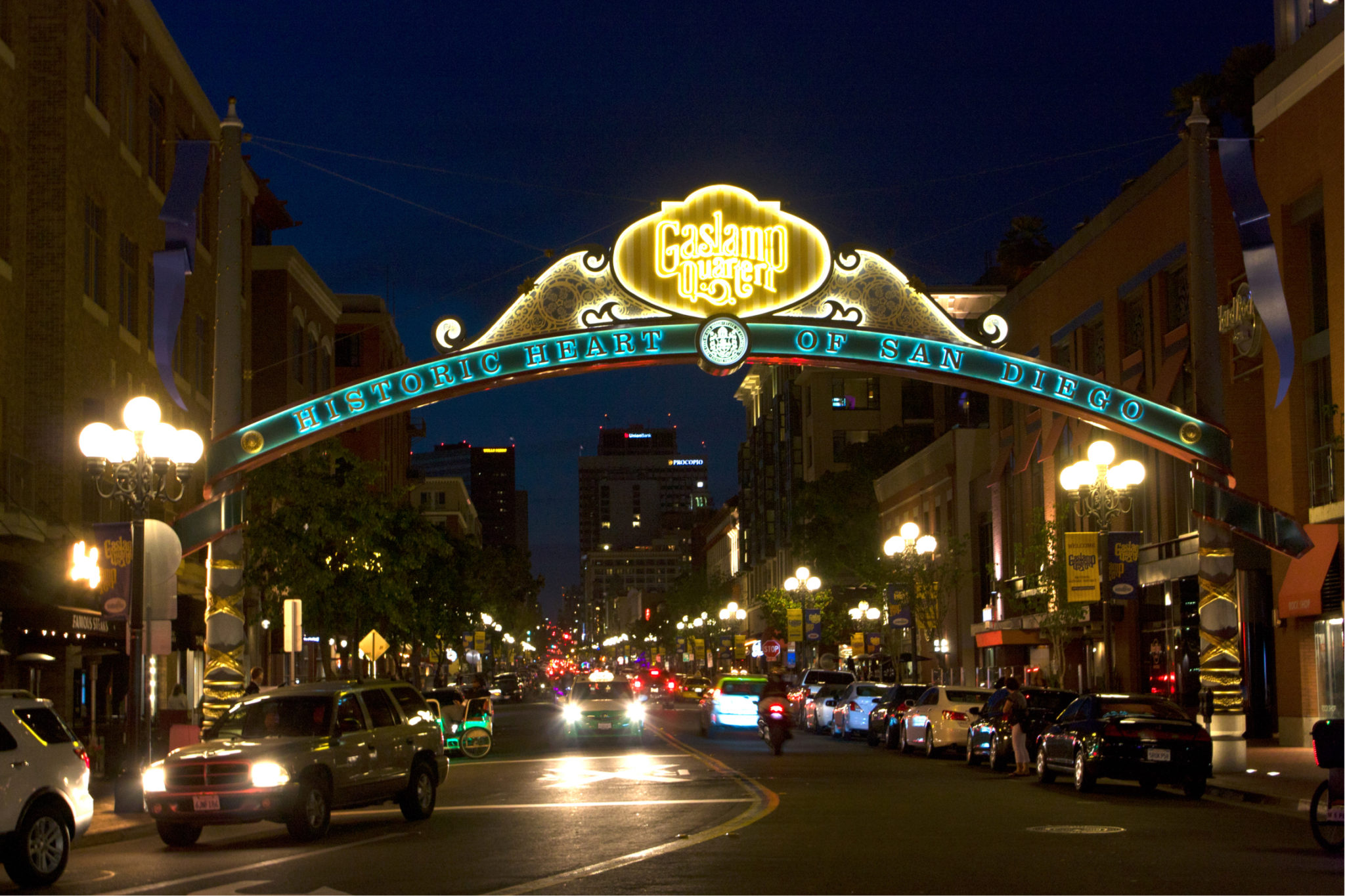 Best of the Gaslamp District